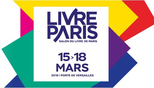 Logo Salon du Livre Paris